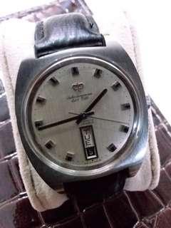 Vintage automatic Jules Jurgenson swiss watch