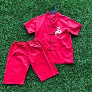 🚚 BN Chinese New Year Outfit Size 10-12 years
