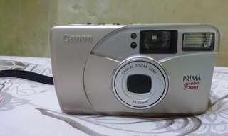 Kamera Analog Canon Prima BF 800 Zoom