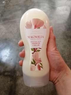 Marks & Spencer Magnolia Shower cream