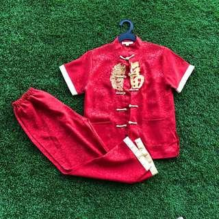 🚚 Chinese New Year Outfit