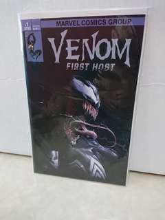 Venom First Host #1 by Dell Otto