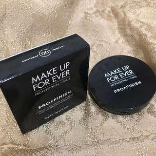 Make Up For Ever Pro Finish (compact powder)