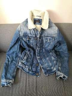 古著 Zara Denim Jacket