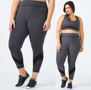 🚚 New Plus Size Sports Tights (2-sided) 6XL
