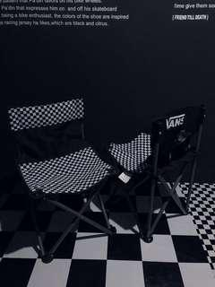 Vans Camping Chair