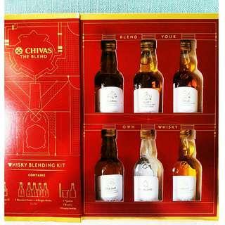新年禮盒裝 Whiskey 酒版