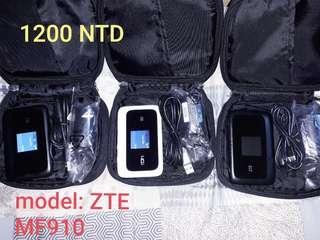 4G Pocket wifi - ZTE MF910