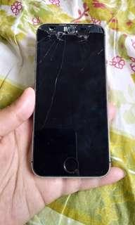 Iphone 5s FOR SPAREPART