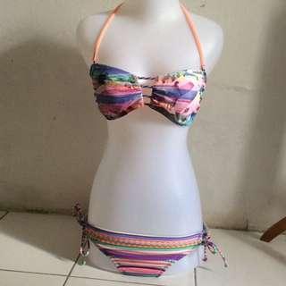 Mix Pattern Bikini