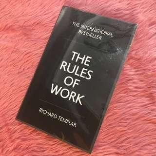 (SELF HELP Book) The Rules of Work