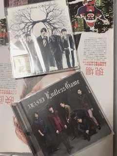 新年促銷🎉🎊 Arashi嵐 Endless Games/Calling x Breathless