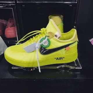 🚚 Air Force One Volt Off White