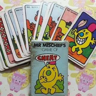 Mr Mischief's Game Of Cheat