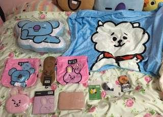 READY STOCK UNOFFICIAL BT21