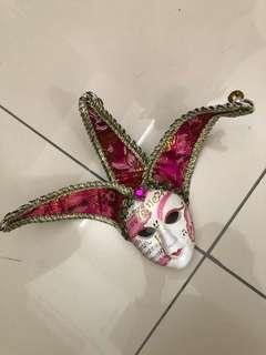 Masquerade Mask for display