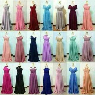 Pre-order Infity Dress