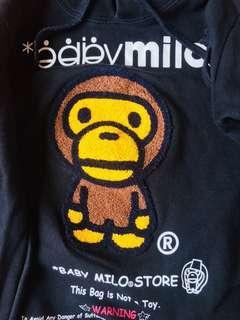 hoodie baby milo