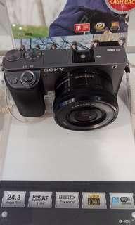 Kredit Sony ILCE  6000L