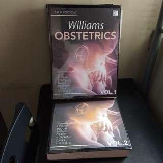 William's Obstetrics 24th ed.
