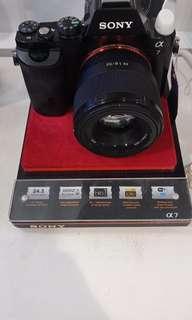 Kredit Kamera Sony Alpha 7
