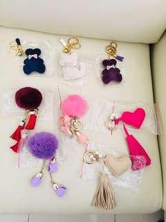 🚚 Bag Charm / Keychain