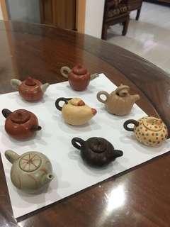 Teapots Mini