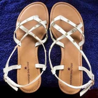 Payless Montego Bay Club Strap Sandals