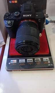 Kredit Kamera Sony Alpha Mark II