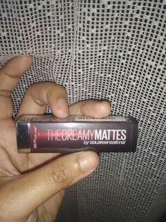 MRD04 - Maybelline TheCreamyMattes by ColorSensational