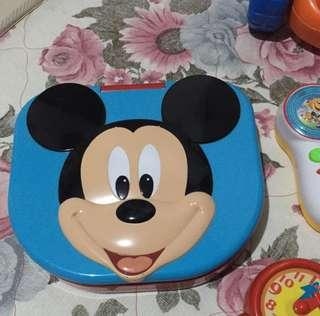 Disney mickey mouse laptop