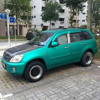 Chery T11 parts for sale.