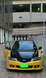 Honda Accord Euro R CL7R Stock Bonnet
