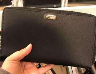 Authentic Kate Spade Travel Wallet