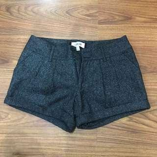 I Love H81 Black Shorts