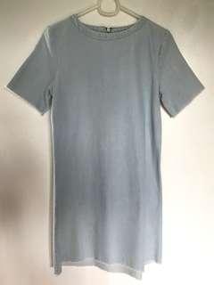 Cotton On Denim shirt dress