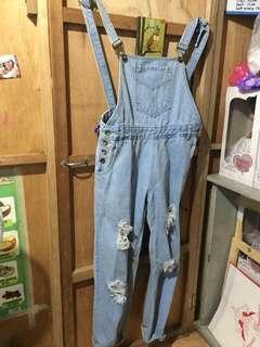 preloved jumper jeans
