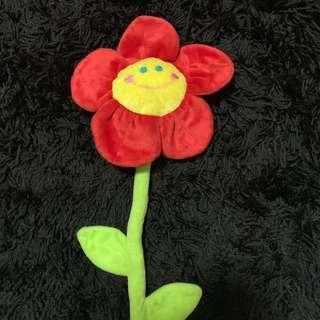 Kid's Toys Velvet Flower