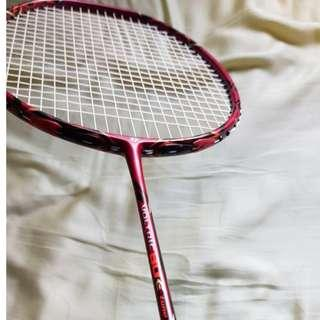 Yonex Voltric 80 E-Tune (With Red Upgrade Parts)