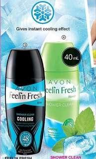 Feelin Fresh Roll-on Deodorants 40 ml