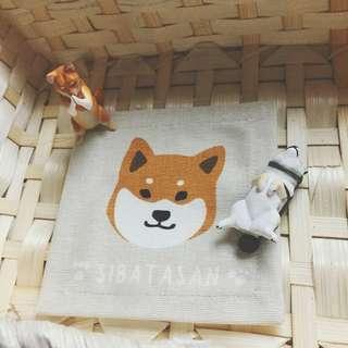 🚚 日本超可愛柴犬杯墊