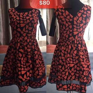 Korean dress/free size