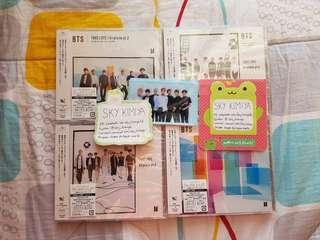 BTS Fake Love JP Album