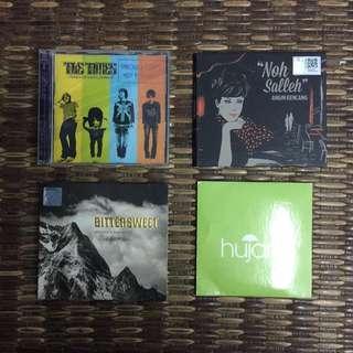 Local heroes indie CD