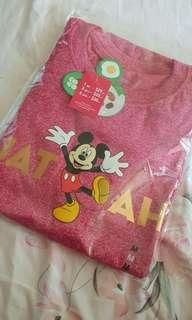 Unisex Mickey Mouse Top