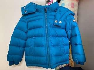 羽絨外套 down jacket Tommy Hilfiger