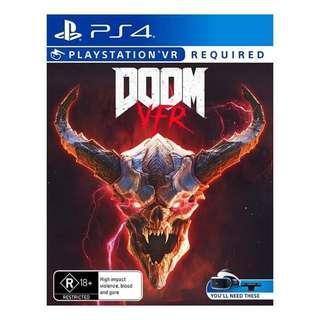 🚚 Doom VFR (PSVR)