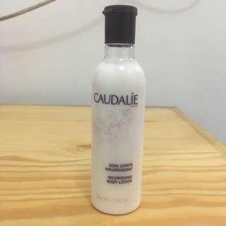 Caudalie body lotion