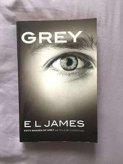 English Novel - Fifty Shades of Grey as told by Christian