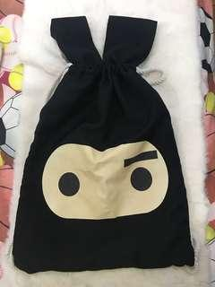 Drawstring Bag with ears